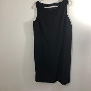 EUC Ann Taylor Elegant Sleeveless Stretch LBD